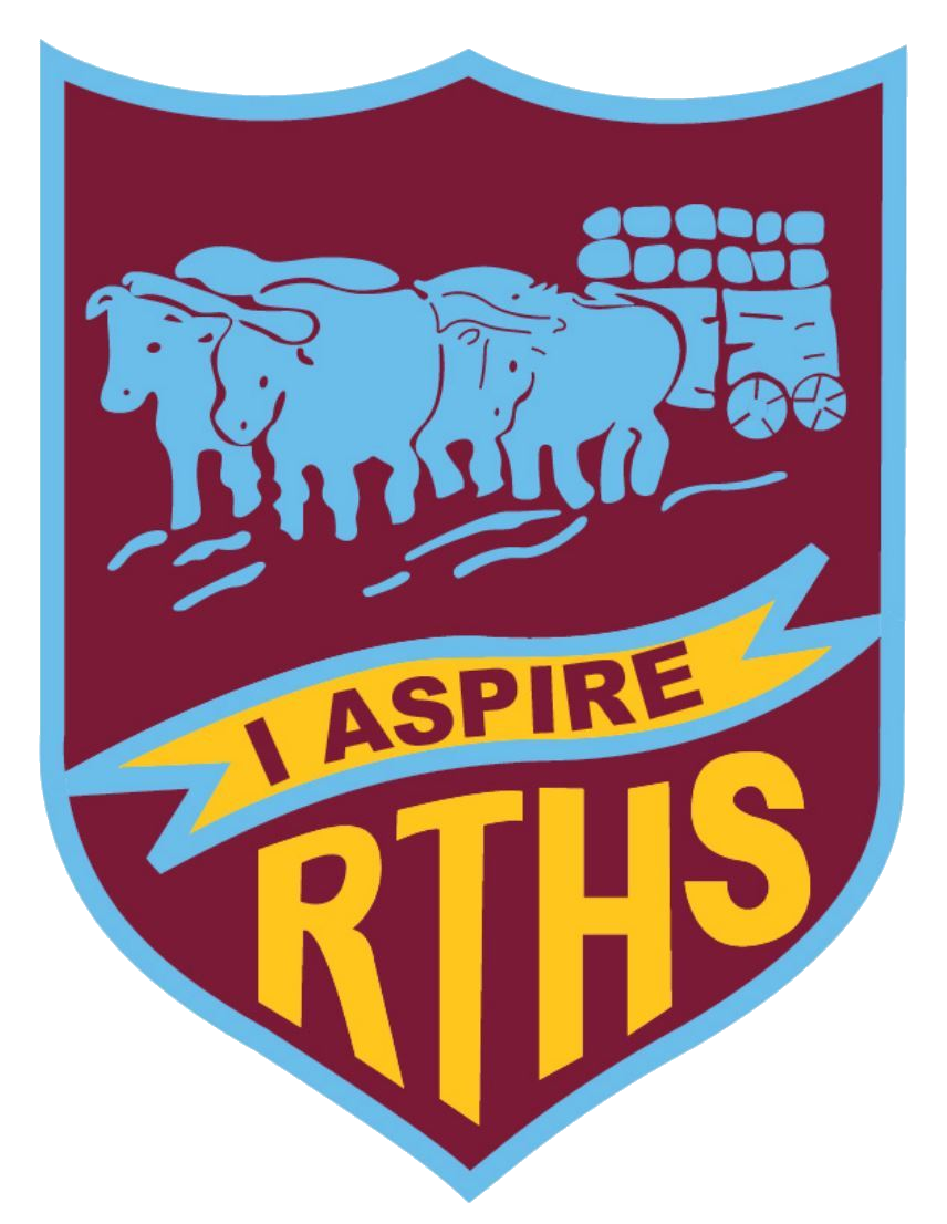 Rutherford Technology High School logo
